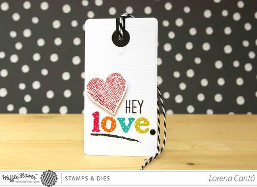 Hey love tag