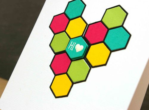 Hexagons-det