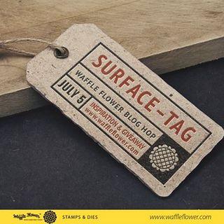 Surface tag hop