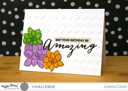 Lorena may challenge 1